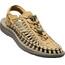 Keen M's Uneek Sandals Antique Bronze/Canteen